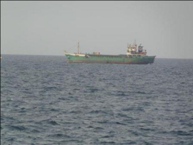 ضبط سفينة أسلحة إيرانية جديدة قادمة إلى اليمن