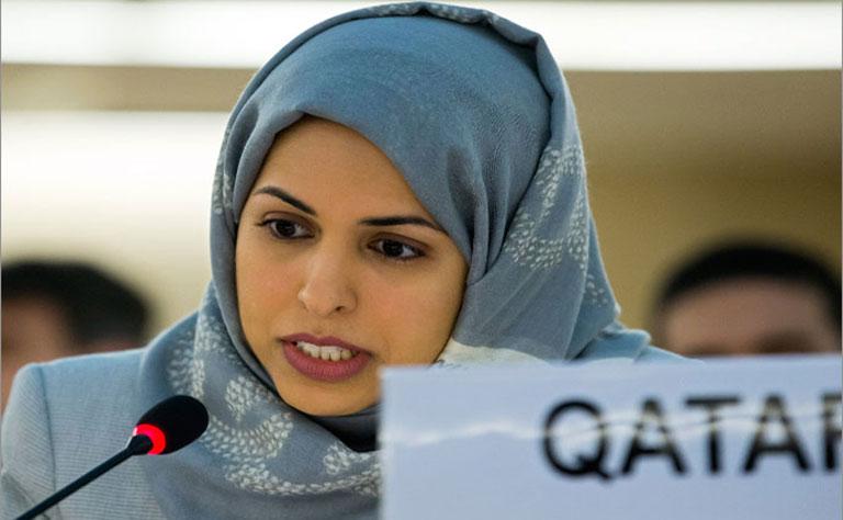 قطر تجدد تضامنها مع فلسطين وترحب بجهود وقف العدوان