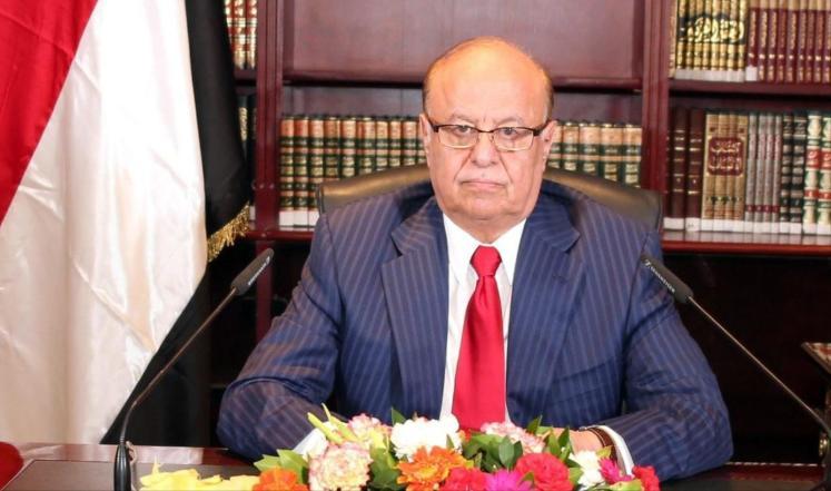 الرئيس هادي يعلن عدن عاصمة لليمن
