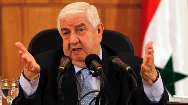 وزير خارجية نظام الأسد يصل الجزائر في زيارة مفاجئة