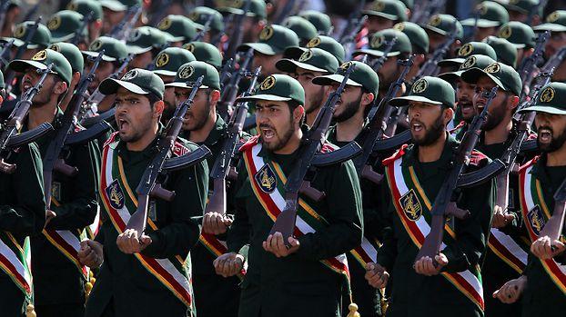 واشنطن تشترط على طهران تفكيك الحرس الثوري للانضمام للتجارة العالمية