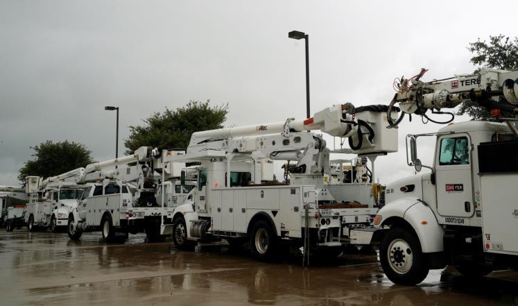 ترامب يعلن الطوارئ لمواجهة الإعصار هارفي