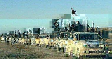 احتدام المعارك مع داعش قرب مطار بغداد.. وإغلاق شوارع المدينة