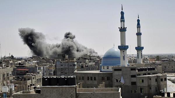 مصر تطلق مبادرة لوقف إطلاق النار في غزة