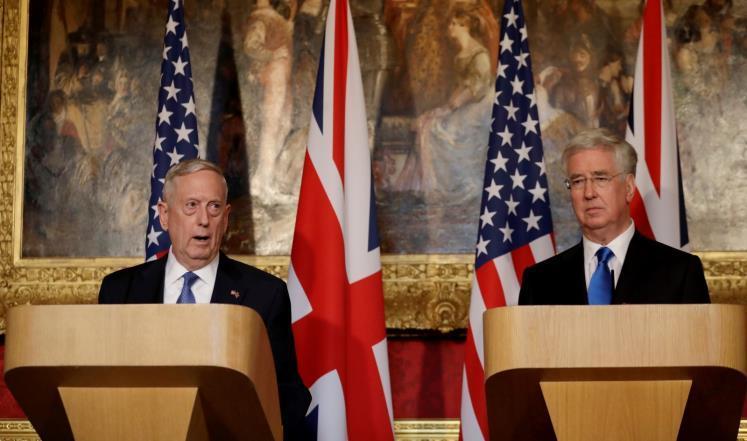 وزير الدفاع الأمريكي: إيران تواصل رعاية الإرهاب وتصديره
