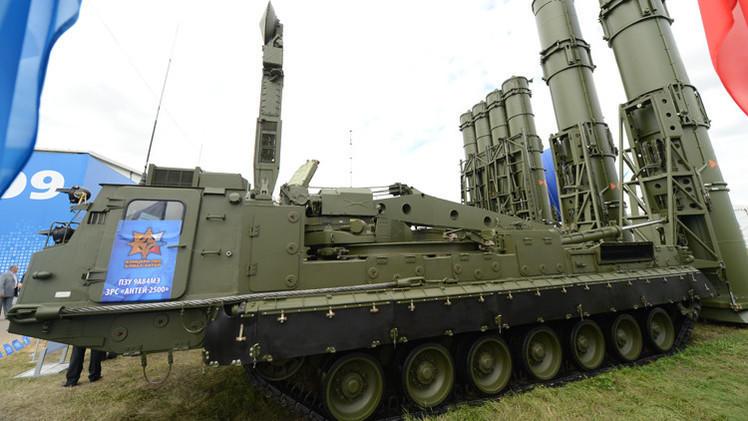 روسيا تعلن قرب تسليم إيران صواريخ إس 300