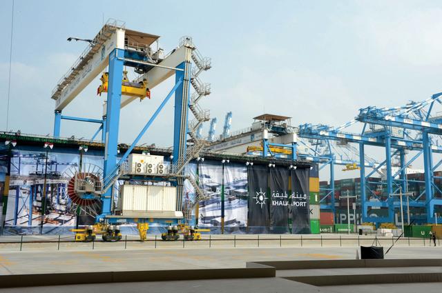 نمو القطاع الصناعي في أبوظبي 10% حتى النصف الأول