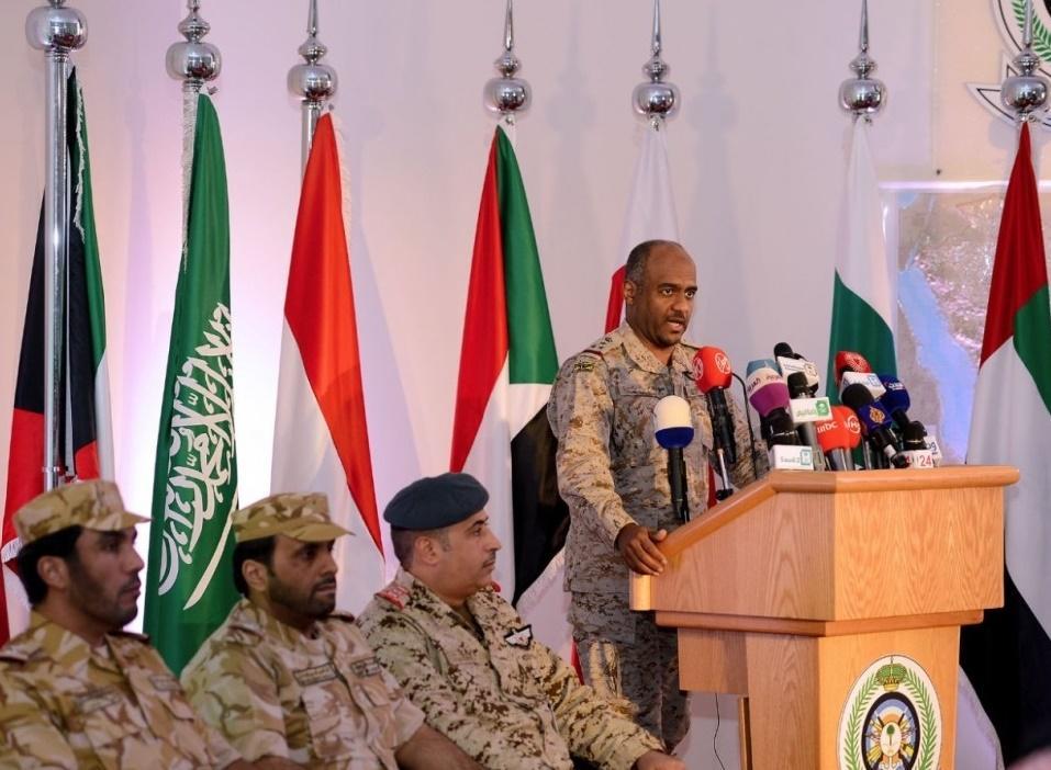 العسيري: الباكستانيون إضافة لكن غيابهم لن يعيق العمليات