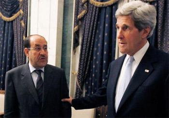 ضمانات عراقية لحماية المستشارين العسكريين الأمريكيين