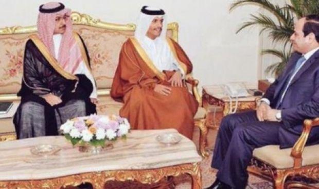 رحيل الملك عبدالله يهدد المصالحة «المصرية – القطرية» بالانهيار
