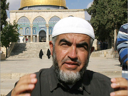 الاحتلال يمنع الشيخ رائد صلاح من السفر خارج فلسطين