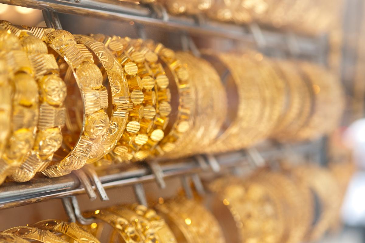 أكثر من 300 مليار درهم قيمة تجارة الإمارات من الذهب والمجوهرات