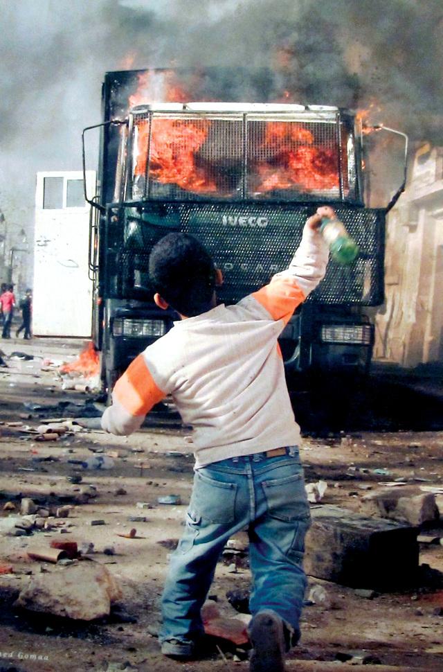 حملة ضد استغلال الأطفال لإثارة الاضطرابات بشوارع البحرين