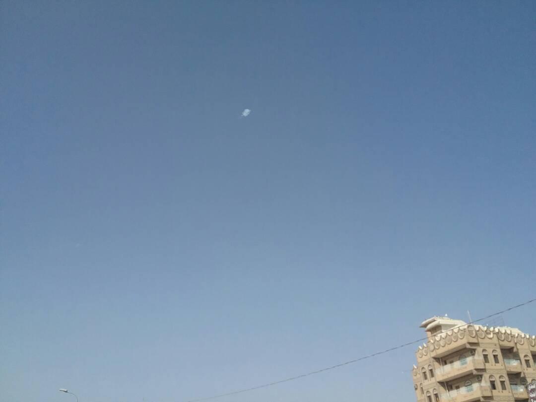 التحالف يعترض صاروخاً باليستياً فوق مأرب اليمنية