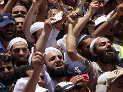 الجبهة السلفية تدعو لثورة إسلامية وتنسحب من تحالف الشرعية