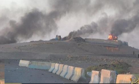 داعش تسيطر على منطقة السجر ومقر اللواء 30 بحزام بغداد