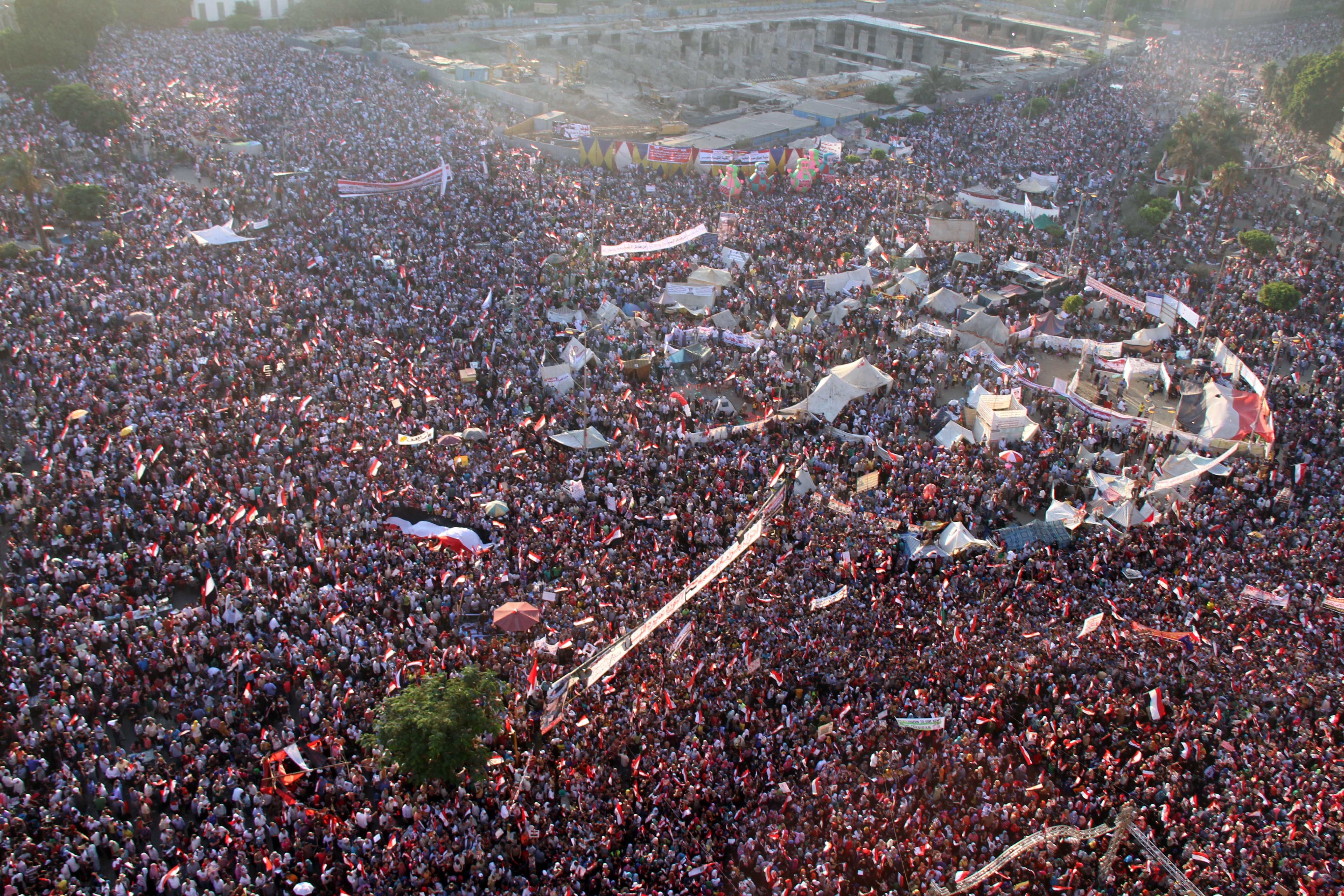 إخوان مصر ينفون أي لقاء مع مسؤولين سعوديين للتوسط مع نظام السيسي