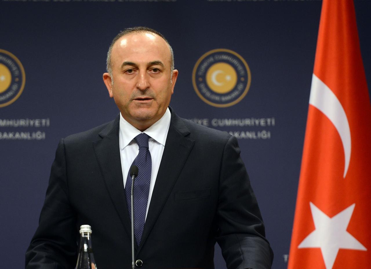 جاويش أوغلو يكشف ما دار بين أردوغان وبوتين بشأن حلب