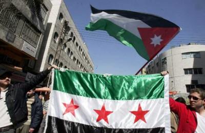 الداخلية الأردنية تمنع ليلة الاستبشار بسقوط بشار