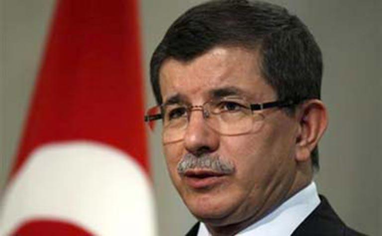وزير الخارجية التركي في قطر