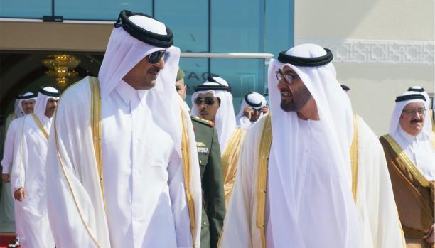 موقع فرنسي يزعم أن الإمارات تقود حملة عالمية مع إسرائيل لتشويه قطر