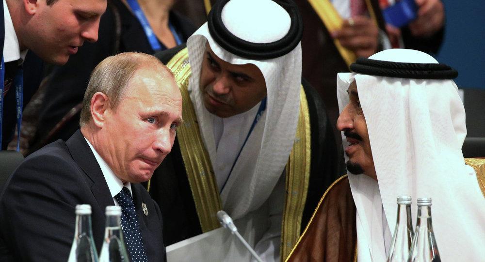 العاهل السعودي يبدأ زيارة لروسيا الخميس