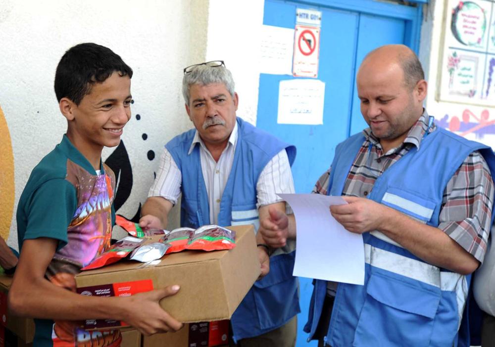 توجيهات بتخصيص الدفعة الثانية برنامج سلمى للإغاثة لقطاع غزة