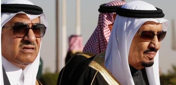 رويترز: (بن نايف) و(بن سلمان) بيدهما مصير الأسرة الحاكمة في السعودية