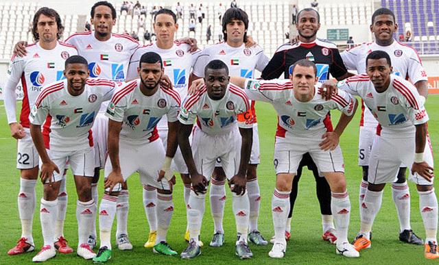 فوز فريقي  الجزيرة والشارقة ودياً استعداداً للدوري الإماراتي