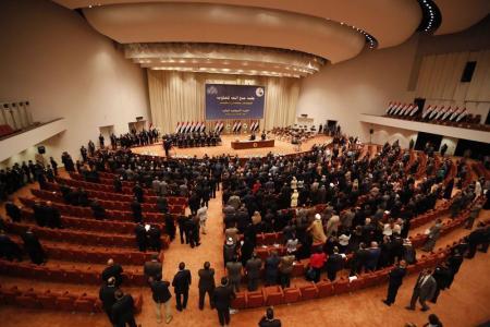 المالكي وعلاوي والنجيفي نوابا للرئيس العراقي