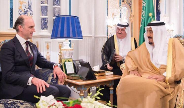 تقرير يتهم السعودية برشوة نواب برلمان بريطانيين