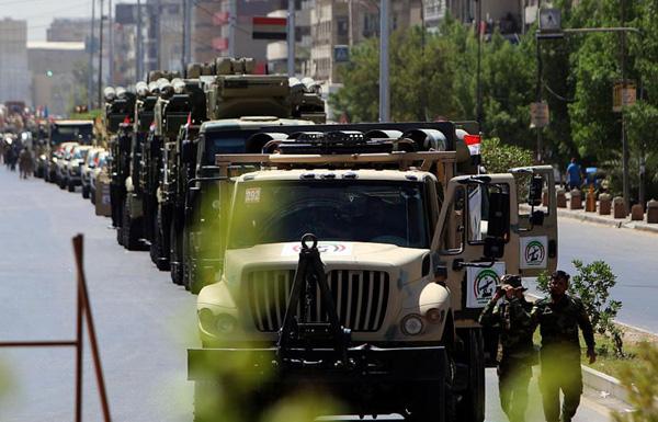 العفو الدولية: الحشد الشعبي يرتكب جرائم حرب بدعم من الحكومة العراقية