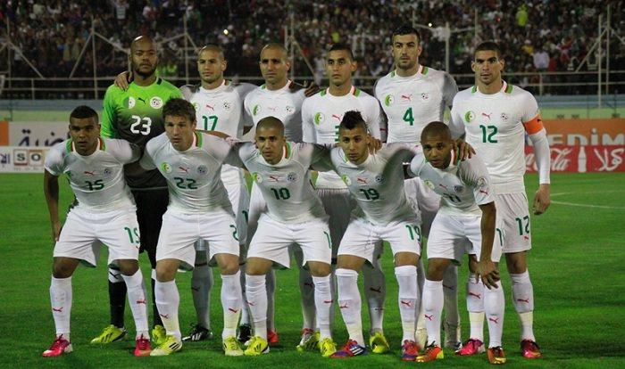 الجزائر تحقق فوز ثالث على التوالي وتقترب من التأهل إلى أمم أفريقيا