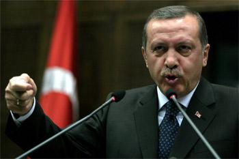 أردوغان: علاقتنا مع اسرائيل لن تعود طالما بقية العدوان على فلسطين