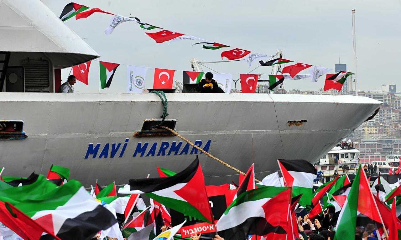 إسرائيل تشير إلى تقدم في المحادثات مع تركيا