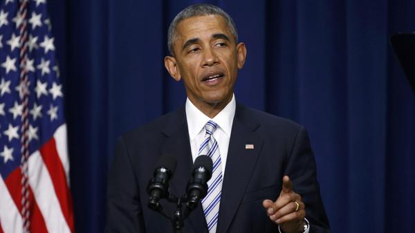 أوباما : لسنا في حرب مع الإسلام