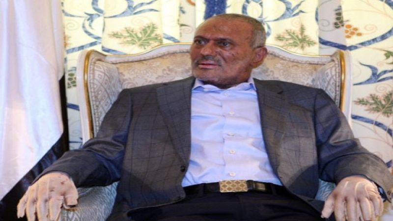 المخلوع صالح متبجحا: أدعم الحوثيين بالعسكريين والسلاح