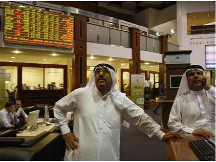 دبي المالي يكتسي بالأحمر متراجعاً 3% ويخسر حواجز مهمة في أسبوع