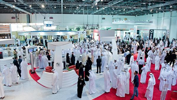 كهرباء دبي تشارك في جيتكس 2014
