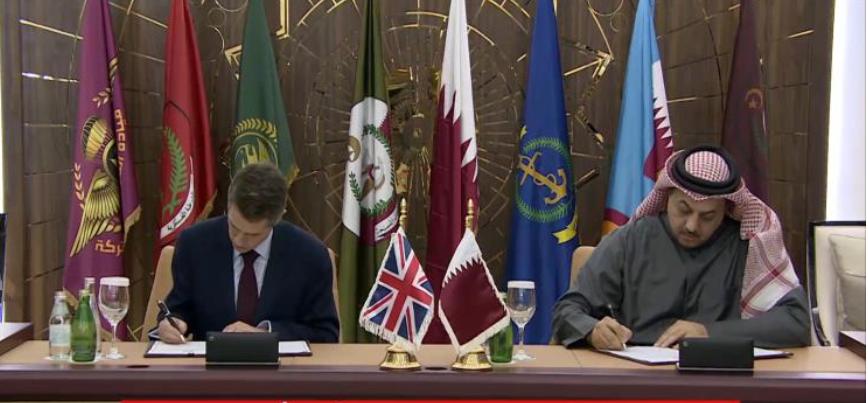 بريطانيا: صفقات التايفون مع قطر تشير لمصالحة خليجية