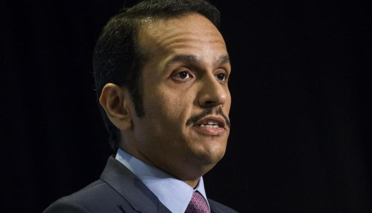 مباحثات فرنسية قطرية حول تطورات أزمة الخليج