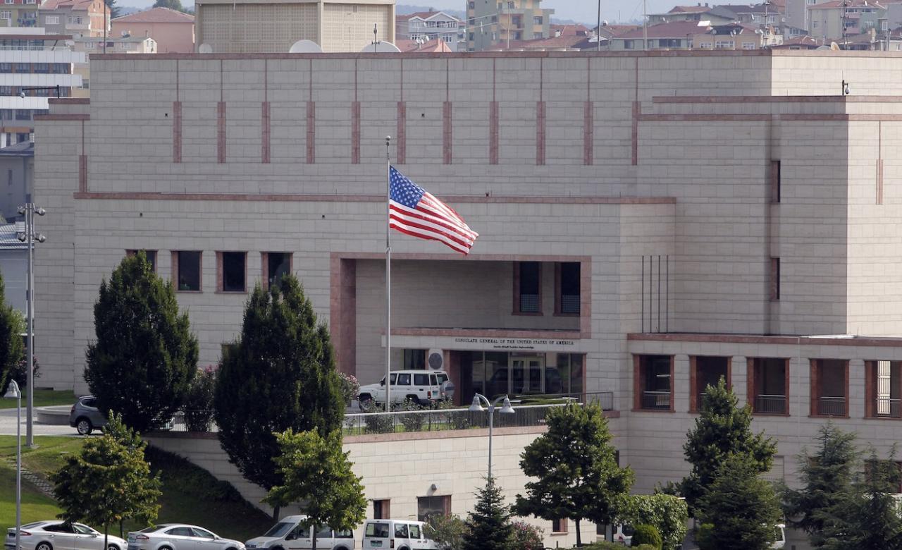 مسؤول أمريكي: نقل السفارة الأمريكية للقدس غير وارد حالياً