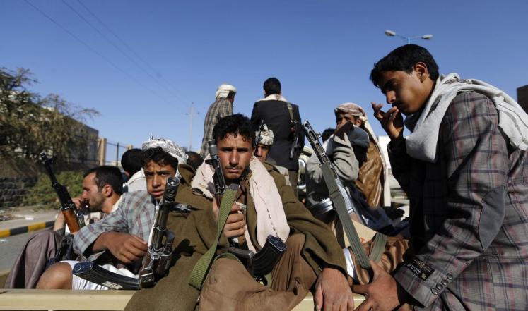 اليمن: مقتل 10 أشخاص اثر اشتباكات بين حوثيين وآل الأحمر