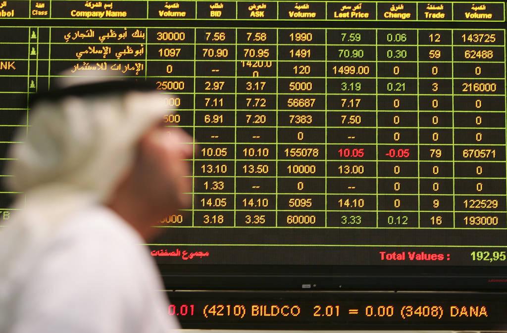 دبي يبتدأ الأسبوع بارتفاع طفيف بفضل البنوك