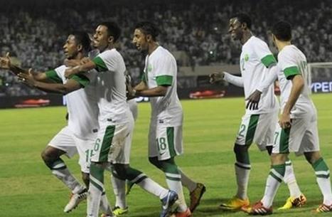 خلافا لمنتخبنا .. المنتخب السعودي يرفض اللعب في فلسطين لشبهة التطبيع