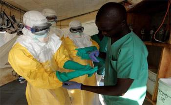 ايبولا يحرم المنتخبات الرياضية الأفريقية من الأولمبيات