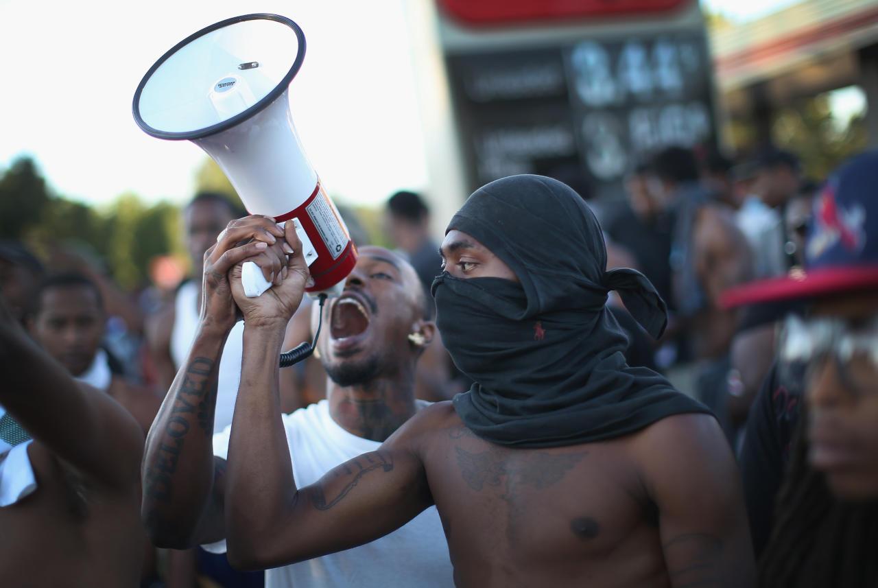 احتجاجات واسعة في الولايات المتحدة ضد عنف الشرطة
