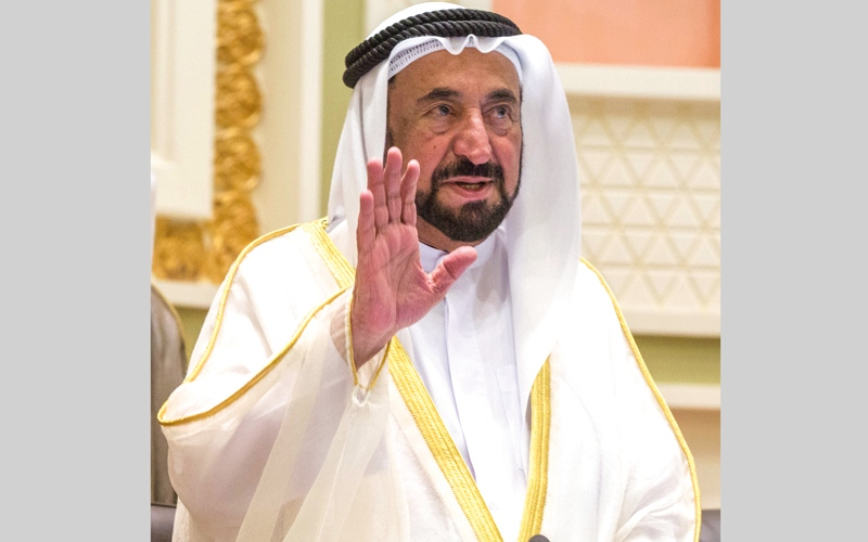 حاكم الشارقة يفتتح أعمال المجلس الاستشاري لإمارة الشارقة