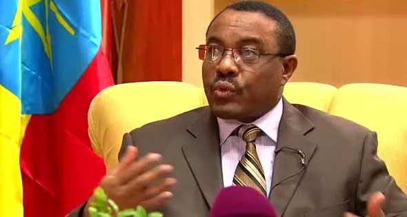 رئيس وزراء إثيوبيا: مرسي لم يكن مرناً كـالسيسيفي تعامله مع سد النهضة