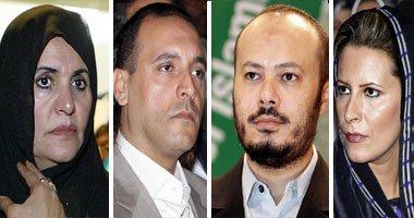 التايمز: عائلة القذافي تجهز للعودة إلى السلطة